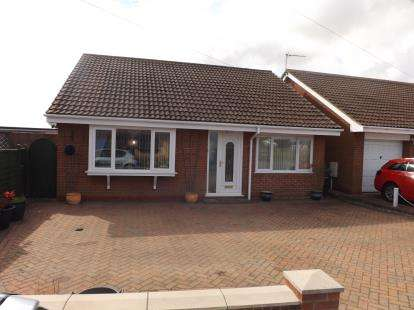 2 Bedrooms Bungalow for sale in Connaught Drive, Chapel St Leonards, Skegness