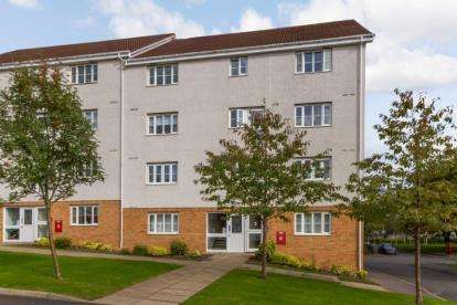 2 Bedrooms Flat for sale in Glenmore Place, Glasgow