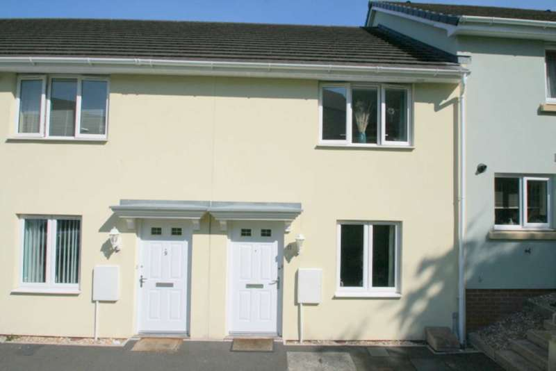 2 Bedrooms Terraced House for sale in Bridge View, Plymouth