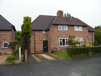 3 Bedrooms Semi Detached House for sale in Cromwell Road, Winnington, Northwich, Cheshire
