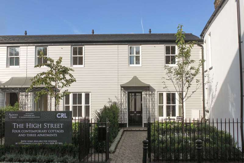 2 Bedrooms Cottage House for sale in 13 High Street, Thames Ditton, KT7 0RY