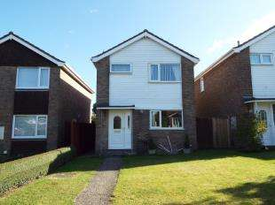 3 Bedrooms Detached House for sale in Cranleigh Drive, Whitfield, Dover, Kent