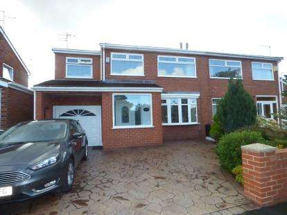 4 Bedrooms Semi Detached House for sale in Dodds Lane, Liverpool, Merseyside, L31