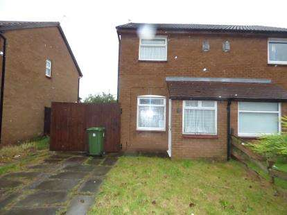 2 Bedrooms Semi Detached House for sale in Peterlee Way, Bootle, Liverpool, Merseyside, L30