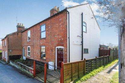 2 Bedrooms Semi Detached House for sale in Halesworth, Suffolk
