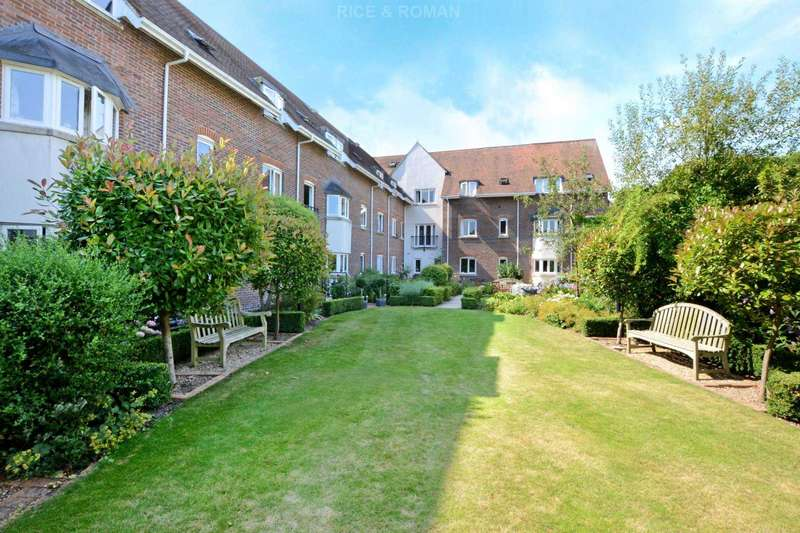 2 Bedrooms Retirement Property for sale in Manor Place, Walton On Thames