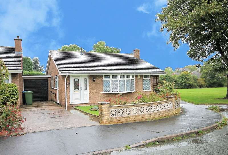 2 Bedrooms Detached Bungalow for sale in Grayling, Dosthill, Tamworth, B77 1NR