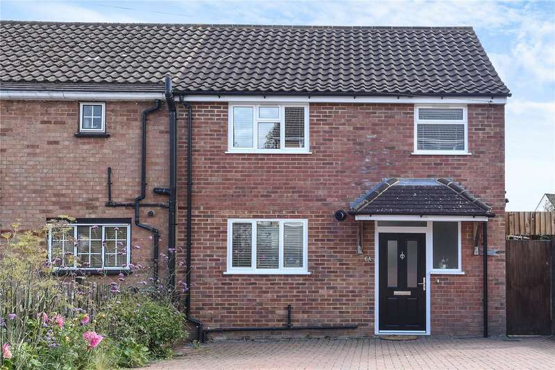 3 Bedrooms Semi Detached House for sale in Aldbury Road, Mill End, Hertfordshire, WD3
