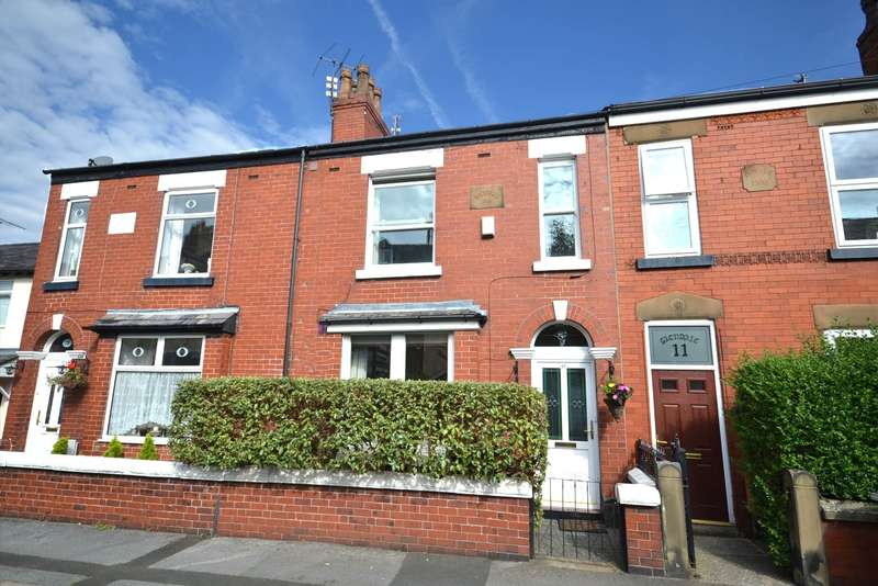 4 Bedrooms Terraced House for sale in New Hall Street, Macclesfield