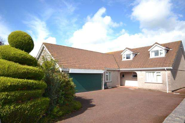 6 Bedrooms Detached House for sale in Haye Road, Callington, Cornwall