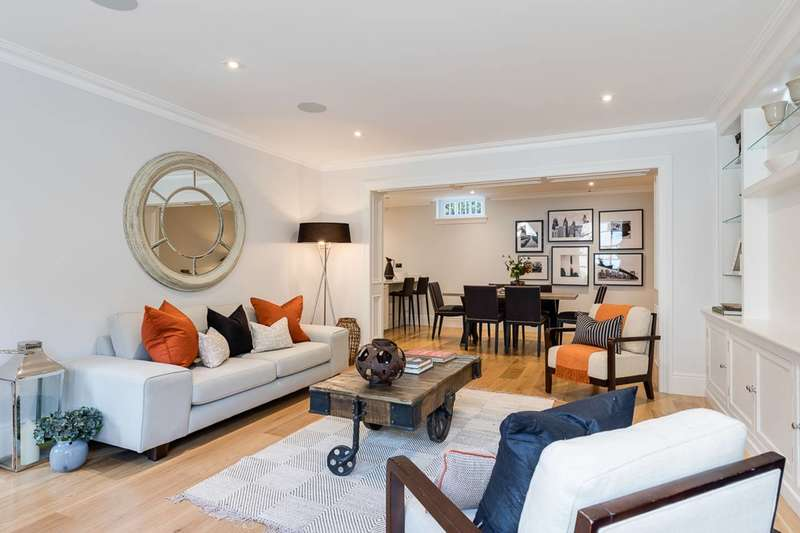 4 Bedrooms House for sale in Turnchapel Mews, Battersea, SW4