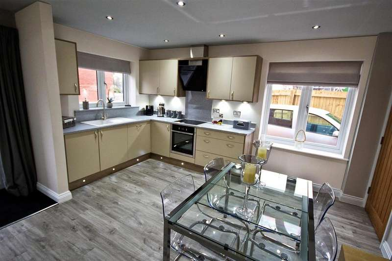 4 Bedrooms Terraced House for sale in Figham Gate, Beverley, East Riding of Yorkshire, HU17