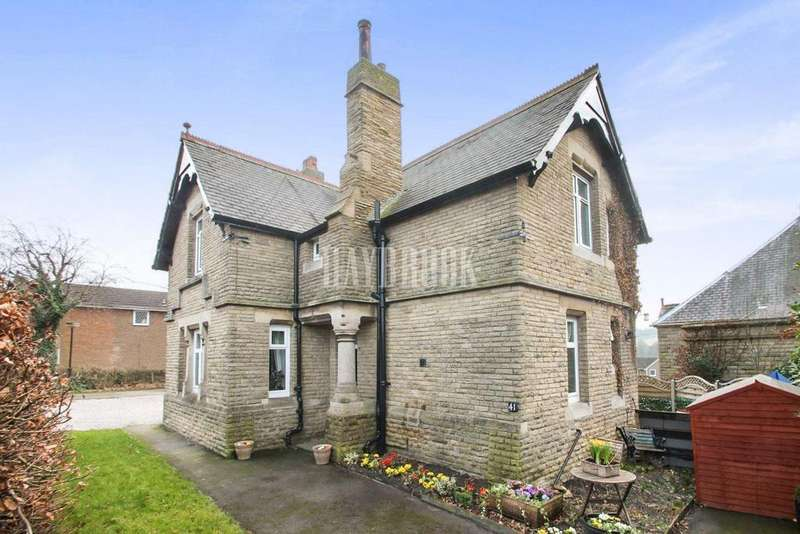 3 Bedrooms Detached House for sale in Sheffield Road, Killamarsh