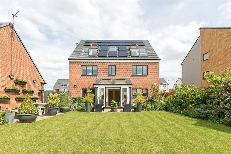 6 Bedrooms Detached House for sale in Elford Avenue, Greenside, Newcastle upon Tyne