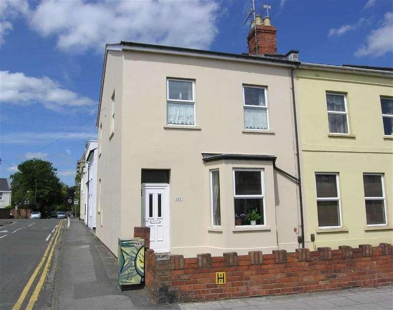 3 Bedrooms End Of Terrace House for sale in Bath Road, Leckhampton, Cheltenham, GL53