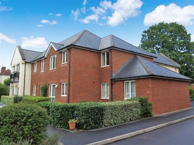 1 Bedroom Flat for sale in Mondyes Court, Milton Lane, Wells