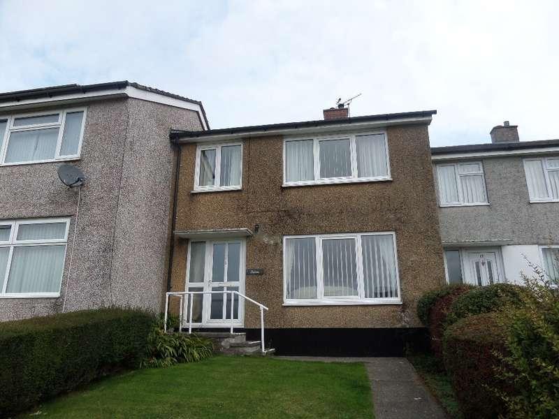 3 Bedrooms Terraced House for sale in Ael Y Bryn, Blaenavon, Pontypool, NP4