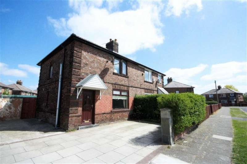 3 Bedrooms Semi Detached House for sale in Varley Road, Fingerpost, St Helens, WA9