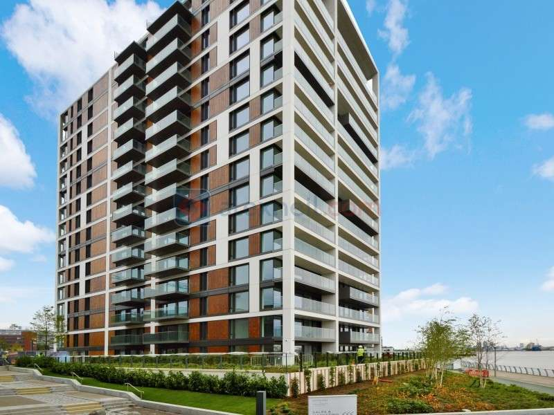 2 Bedrooms Flat for sale in Royal Arsenal Riverside, Royal Greenwich SE18