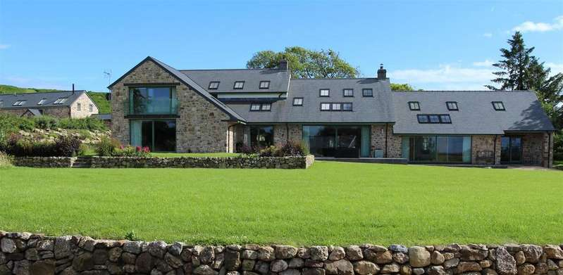 5 Bedrooms Farm House Character Property for sale in Reynoldston, Gower