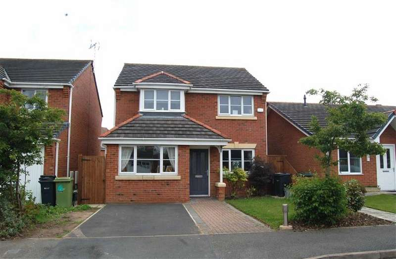 3 Bedrooms Detached House for sale in Moelwyn Drive, Ellesmere Port