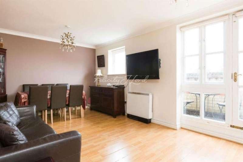 1 Bedroom Flat for sale in St Andrews Mews, N16.