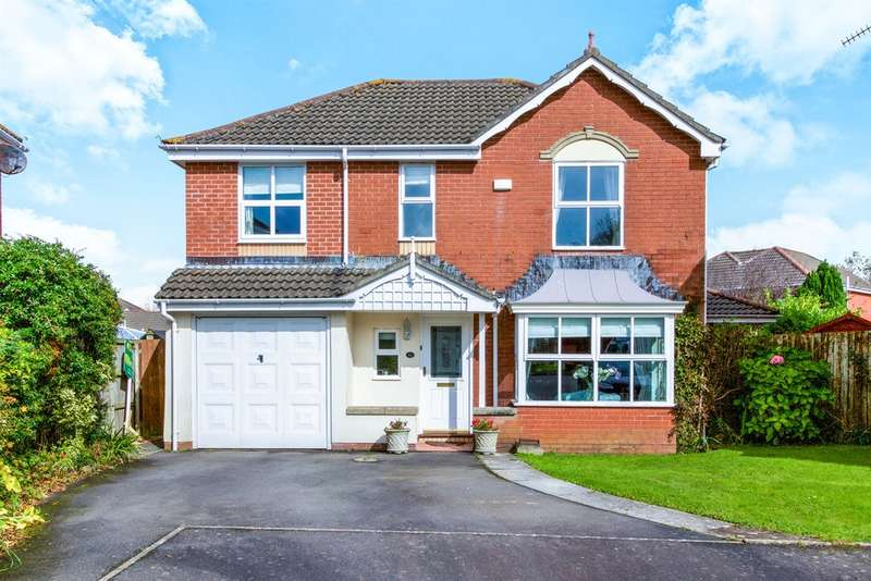 4 Bedrooms Detached House for sale in Cae Ganol, Nottage, Porthcawl