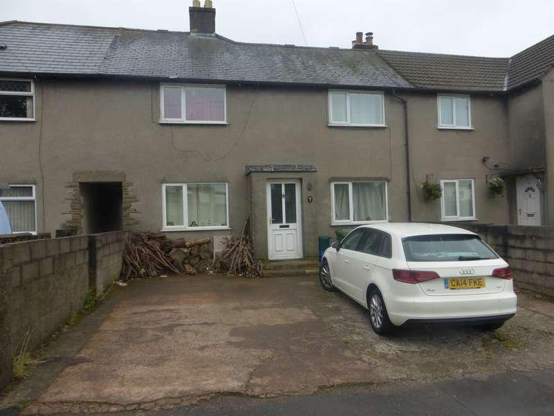3 Bedrooms Terraced House for sale in Castellau Road, Beddau, Pontypridd