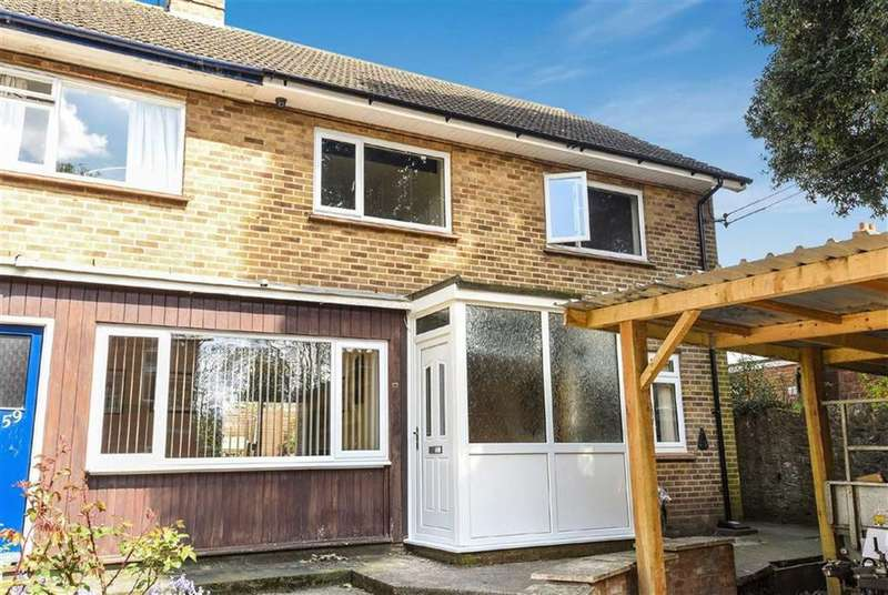 3 Bedrooms Semi Detached House for sale in North Street, Wellington, Somerset, TA21