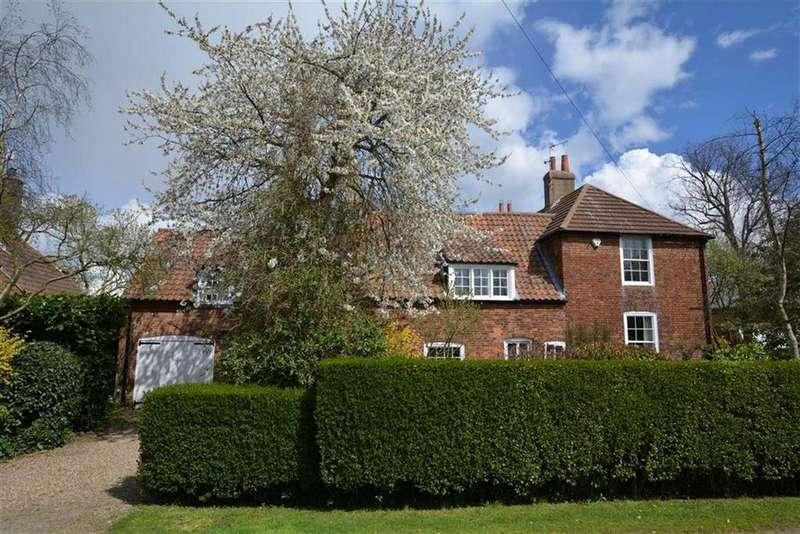 4 Bedrooms Detached House for sale in Church Lane, Averham, Nottinghamshire, NG23
