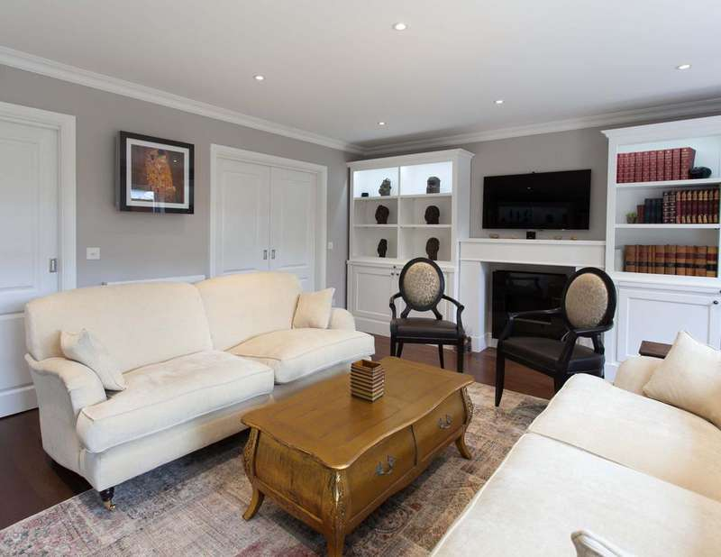5 Bedrooms Town House for sale in Spencer Walk, Hampstead, London NW3