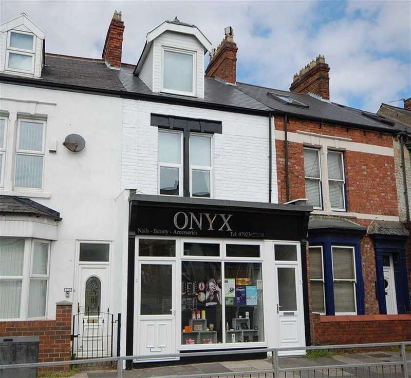 2 Bedrooms Terraced House for sale in Stanhope Road, South Shields