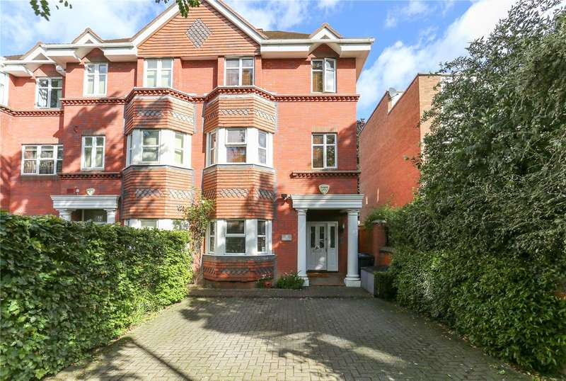 6 Bedrooms Terraced House for sale in Magnolia Place, Montpelier Road, Ealing, W5