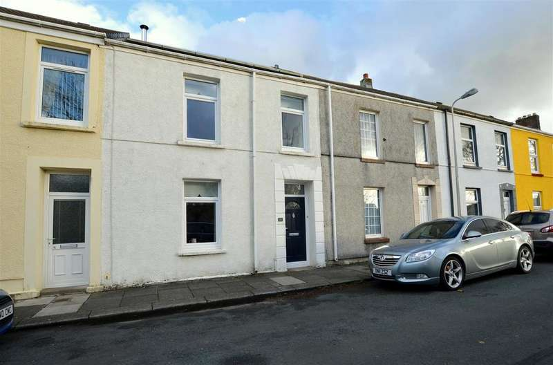 4 Bedrooms Terraced House for sale in Campbell Street, Llanelli