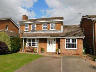 4 Bedrooms Detached House for sale in Shillingheld Close, Bearsted Park, Maidstone, Kent