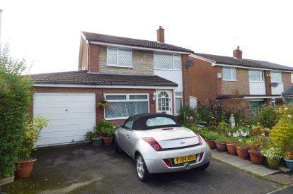 3 Bedrooms Detached House for sale in Grasmere Road, Lymm, Cheshire