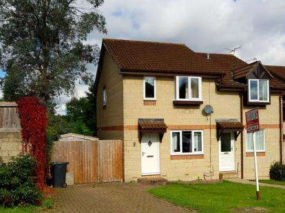 3 Bedrooms End Of Terrace House for sale in Clover Park, Haydon Wick, Swindon, Wiltshire