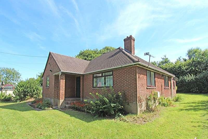 3 Bedrooms Detached Bungalow for sale in Eastbank Road, Brockenhurst