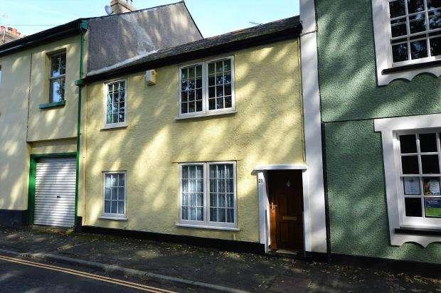 3 Bedrooms Terraced House for sale in Longbrook Street, Plymouth, Devon