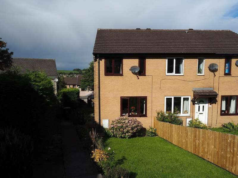 2 Bedrooms End Of Terrace House for sale in Johnson Way, Chapel-en-le-Frith, High Peak, Derbyshire, SK23 0QB