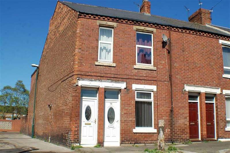 2 Bedrooms Flat for sale in Devonshire Street, South Shields