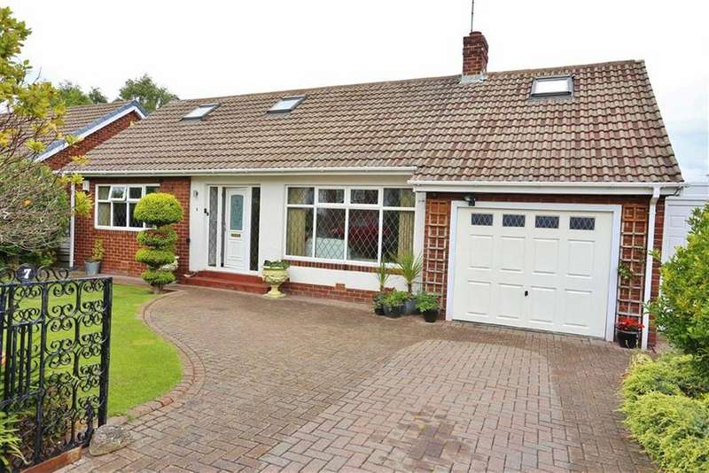 4 Bedrooms Detached House for sale in Stapylton Drive, Meadowside, Sunderland, SR2