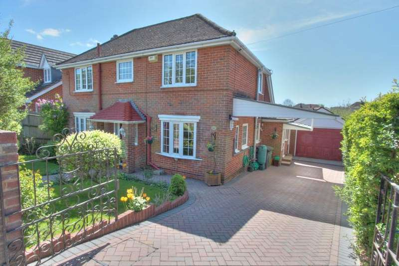 5 Bedrooms Detached House for sale in Keble Road, Chandlers Ford