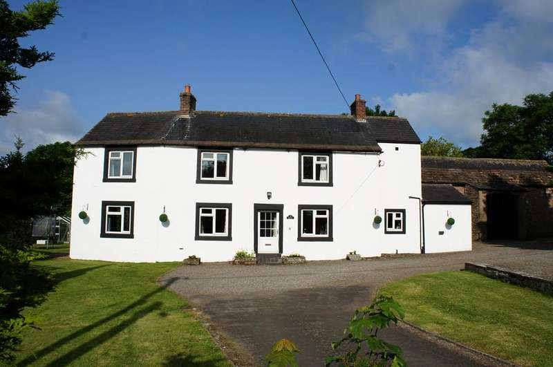 4 Bedrooms Detached House for sale in Welton, Carlisle