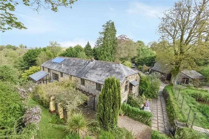 6 Bedrooms Detached House for sale in Haye Road, East Cornwall, Callington, Cornwall, PL17