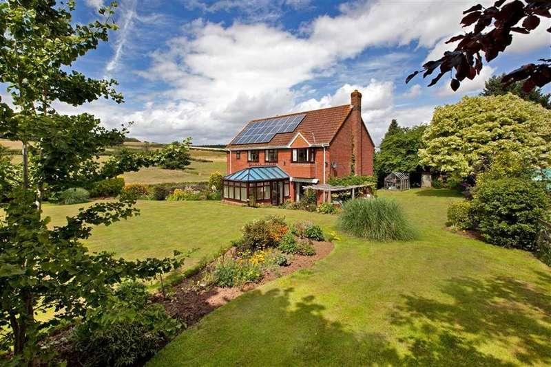 5 Bedrooms Detached House for sale in Kenton, Exeter, Devon, EX6