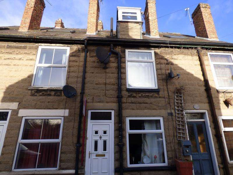 3 Bedrooms Terraced House for sale in WELLINGTON STREET, RIPON, HG4 1PH