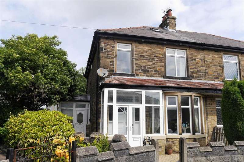 3 Bedrooms Semi Detached House for sale in Ellton Grove, Wibsey, Bradford, BD6 3HL