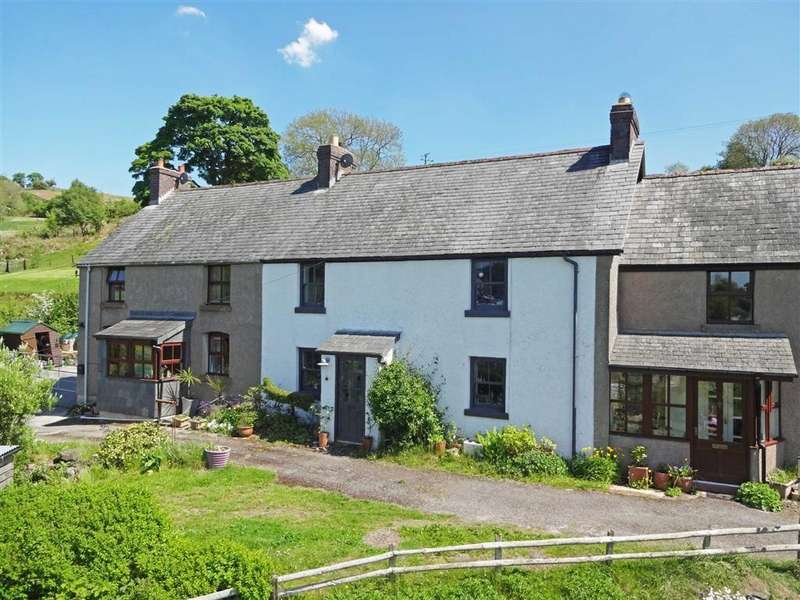 3 Bedrooms Cottage House for sale in Betws Gwerfil Goch, Corwen