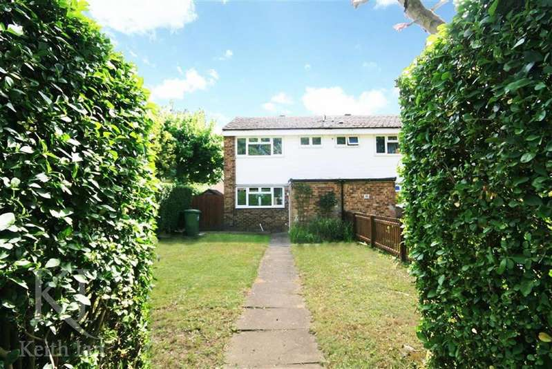 3 Bedrooms End Of Terrace House for sale in The Springs, Turnford